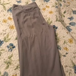 Capri Length Dress Pants
